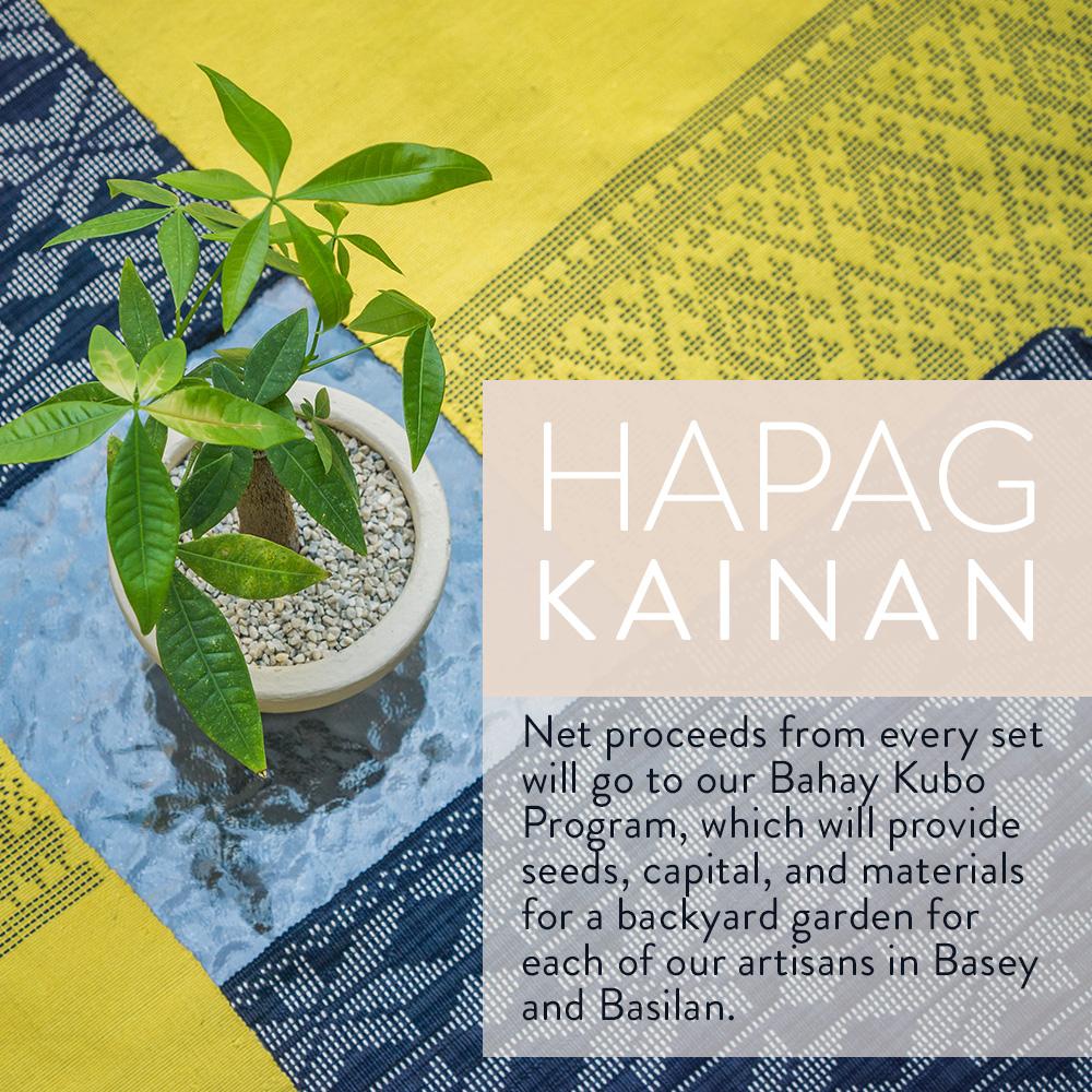 Woven PH Bahay Kubo Farming Project