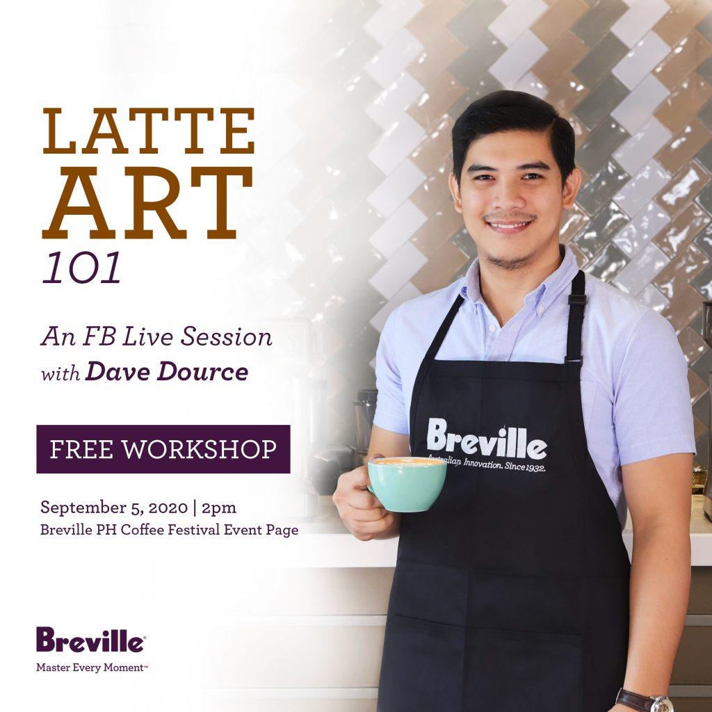 Breville Coffee Festival Chef Dave Dource | Karlaroundtheworld.com